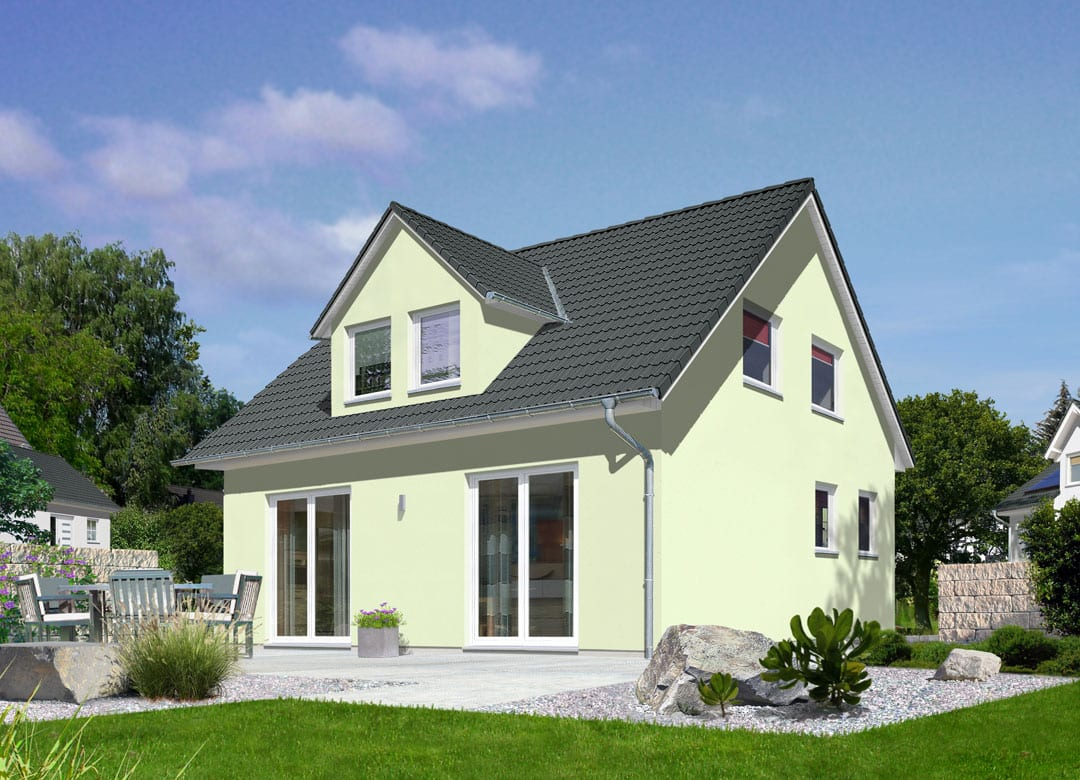 die neue massivhaus aspekt hausserie von town country haus. Black Bedroom Furniture Sets. Home Design Ideas