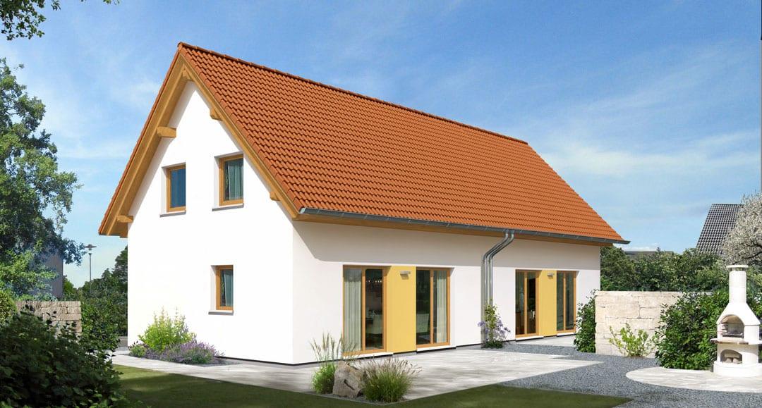 Doppelhaus Aspekt 90