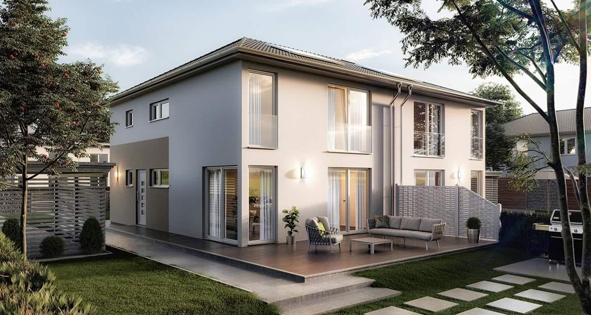 Doppelhaus AURA 136